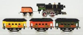 American Flyer Emond-Metzel Passenger Train Set.