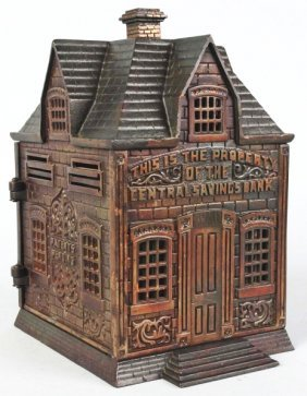 Cast Iron Central Savings Still Bank.
