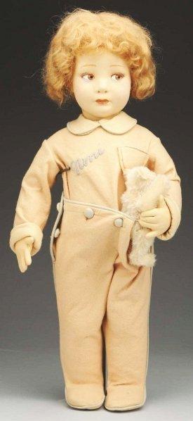 Delightful Lenci �Nini� Doll.