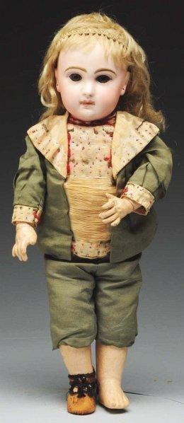 Captivating French B�b� Doll.