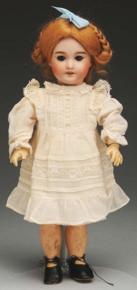Sweet French Bisque �Bleuette� Doll.