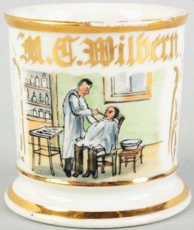 Dentist Shaving Mug.