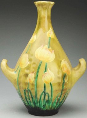RStK Vase With Yellow Tulips.