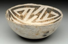 Native American Indian Bowl.