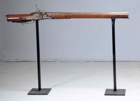 Unusually Large 18th Century Blunderbuss Rifle.