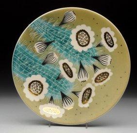 Waylande Gregory Plate.