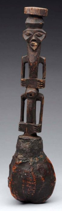 Early Tribal Rattle.