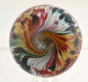 Large 4-panel Onionskin Marble.