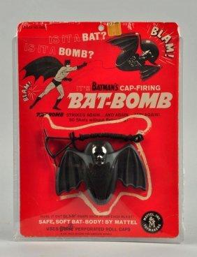 Mettel Batman Bat-bomb.