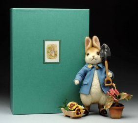 R. John Wright Peter Rabbit Centennial.