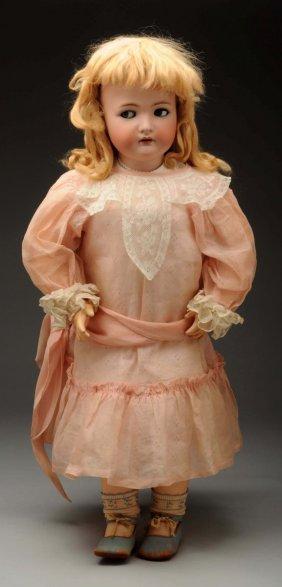 K & R Child Doll