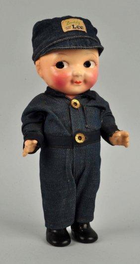 Buddy Lee Advertising Doll.