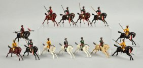 Britains Indian Army Cavalry.