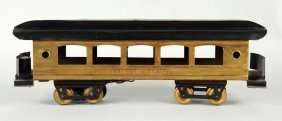 Carlisle & Finch No.2 Lg Window Interurban Trolley
