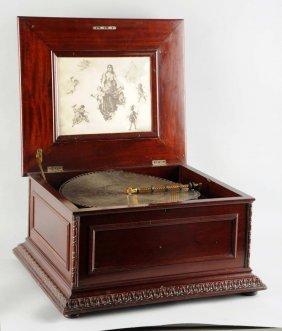 Regina Double Comb Music Box.