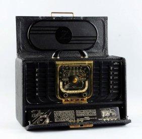 Zenith Trans - Oceanic Radio.