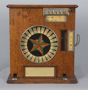 5¢ P & H Columbia Counter Wheel Machine