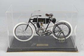 Harley Davidson 1903 Model Motorcycle