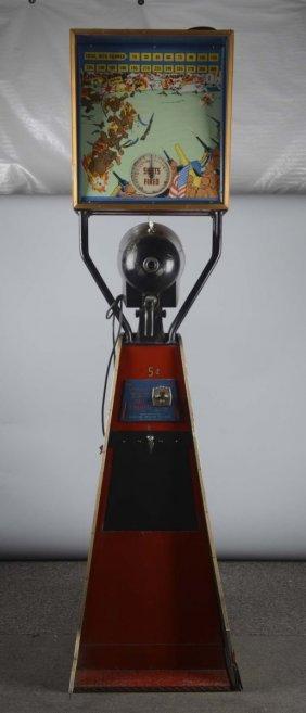 "5¢ Mutoscope ""zap The Jap"" Skyfighter Conversion"