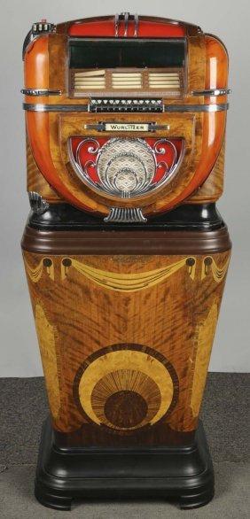 Wurlitzer Model 81 Phonograph Jukebox