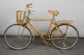 Full Size Bamboo Bicycle