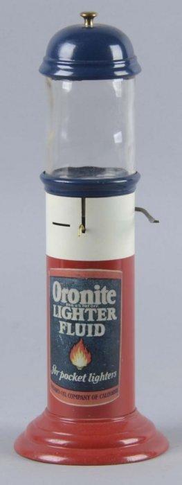 Oronite Lighter Fluid Dispenser