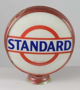 "Standard Bar & Circle Logo 15"" Single Lens"
