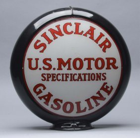 "Sinclair Us Motor 13-1/2"" Single Globe Lens"