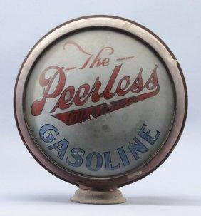 """Peerless Gasoline 15"""" Globe Lenses"""