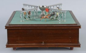 Large 9 Player Horse Race Gambling Machine