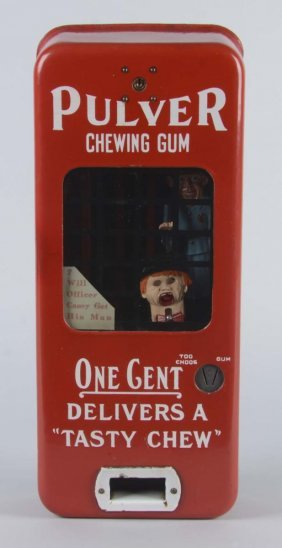 1¢ Too Choos Pulver Gum Vendor