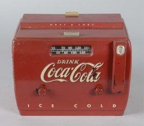 Coca-cola Cooler Radio