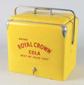 Original Rc Cola Soda Cooler