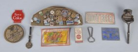 Lot Of Various Collectibles & Advertising