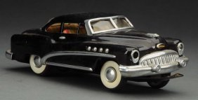 Japanese Tin Litho Friction 1953 Buick.