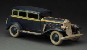 Pre-war Japanese 1932 Tin Litho Packard Sedan.