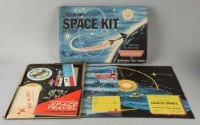 1950's Space Kit.
