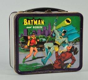Batman & Robin Lunch Box.