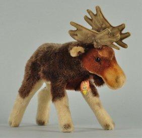 Steiff's United States Exclusive Moose.