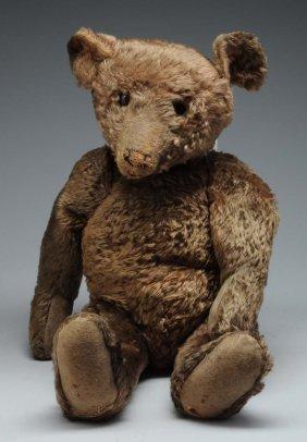 Large Chocolate Mohair Bear.