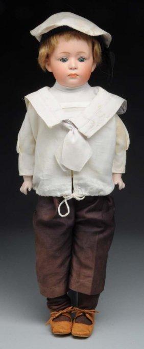 Gebruder Heubach Character Boy.