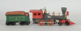 Lot Of 2: Lionel 1862 Loco With 1862t Tender.