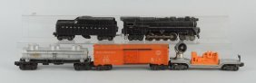 Lionel No. 2203ws Boxed Freight Set.