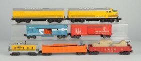 Lionel No. 2291w Rio Grande Boxed Set.