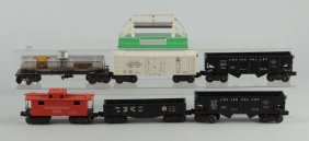 Lot Of 6: Lionel Freight Cars.