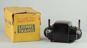 Lionel No. 275 Zw Transformer.