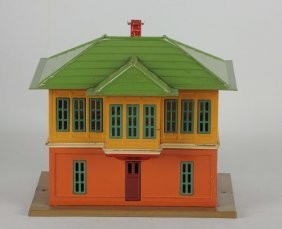 Lionel No. 437 Switch Signal Tower.