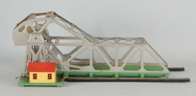 Lionel No. 313 Bascule Bridge In Original Box.