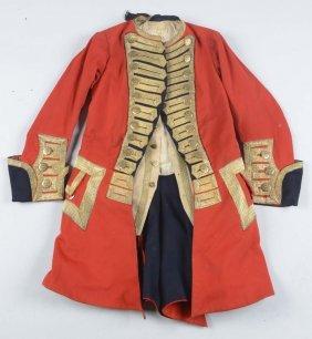 Replica Scottish Black Watch Officer's Tunic.