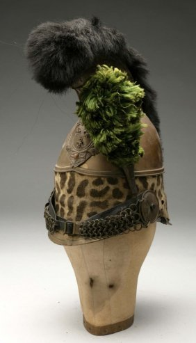 French Cuirassier Helmet.